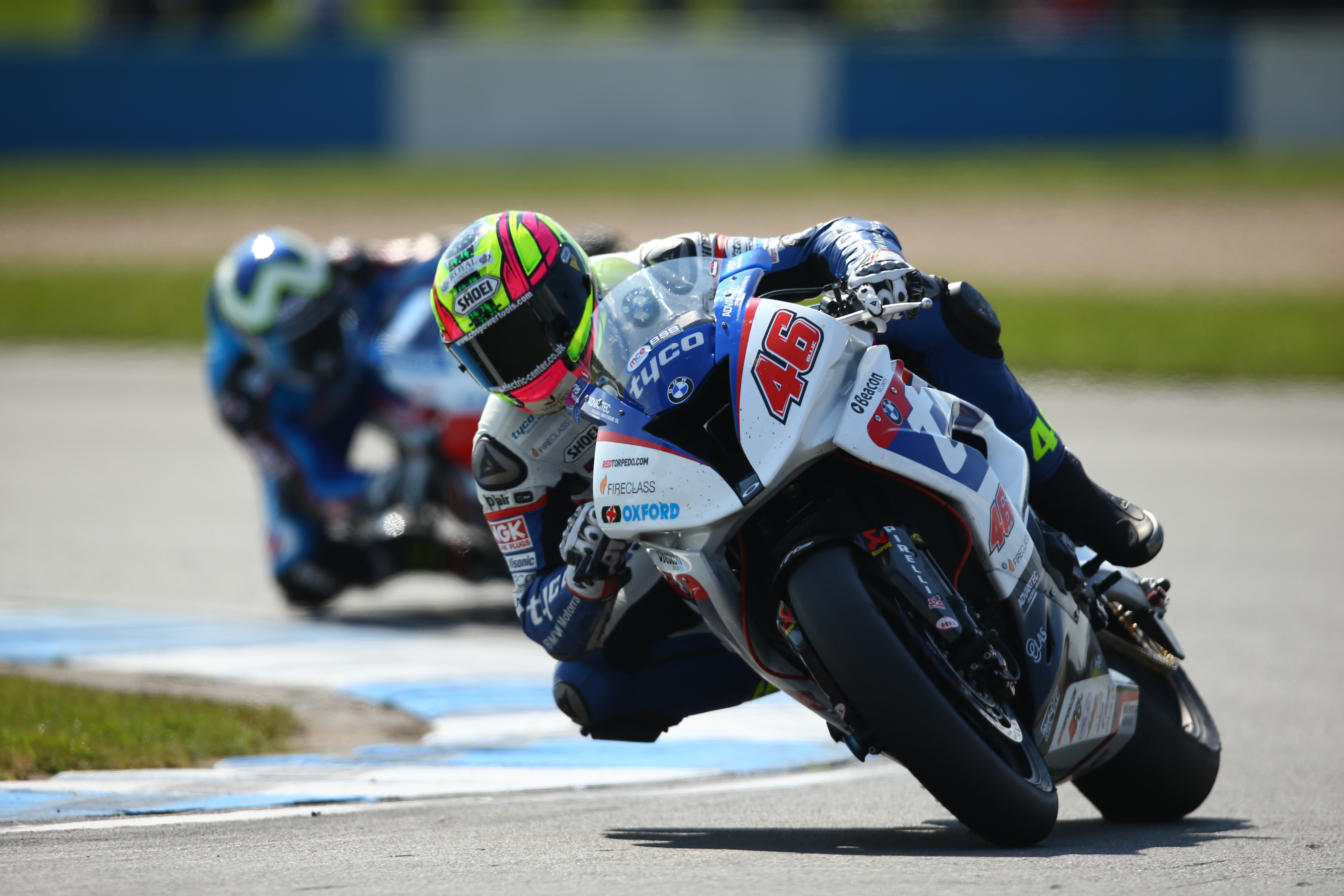 Tyco BMW S1000RR race replica – 75 made, UK only Paul Tan - Image 458140