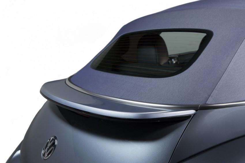 2016 Volkswagen Beetle Convertible Denim Edition Image #456268