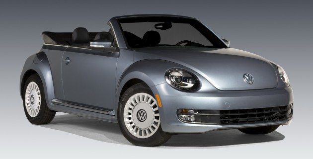 VW Beetle Convertible Denim-10