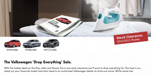 VW-Drop-Everything-Sale