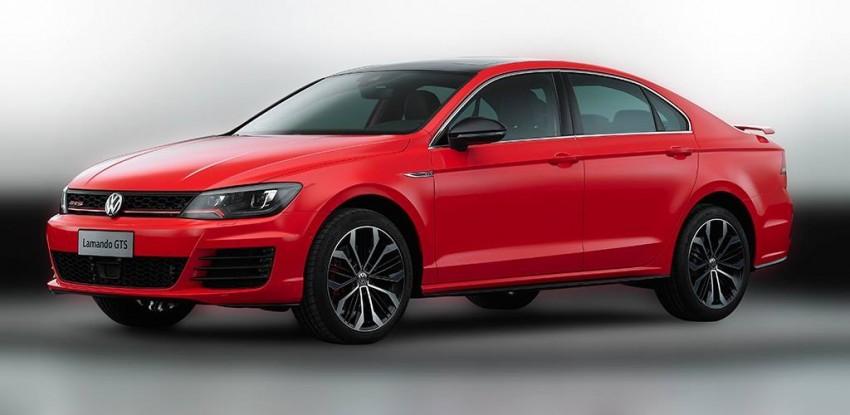 Volkswagen Lamando GTS leaked for China market Image #467594