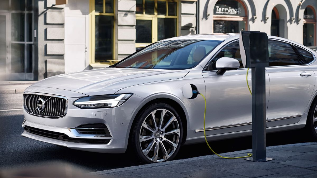 Volvo S90 T8 Twin Engine Inscription For Malaysia Ckd Plug In