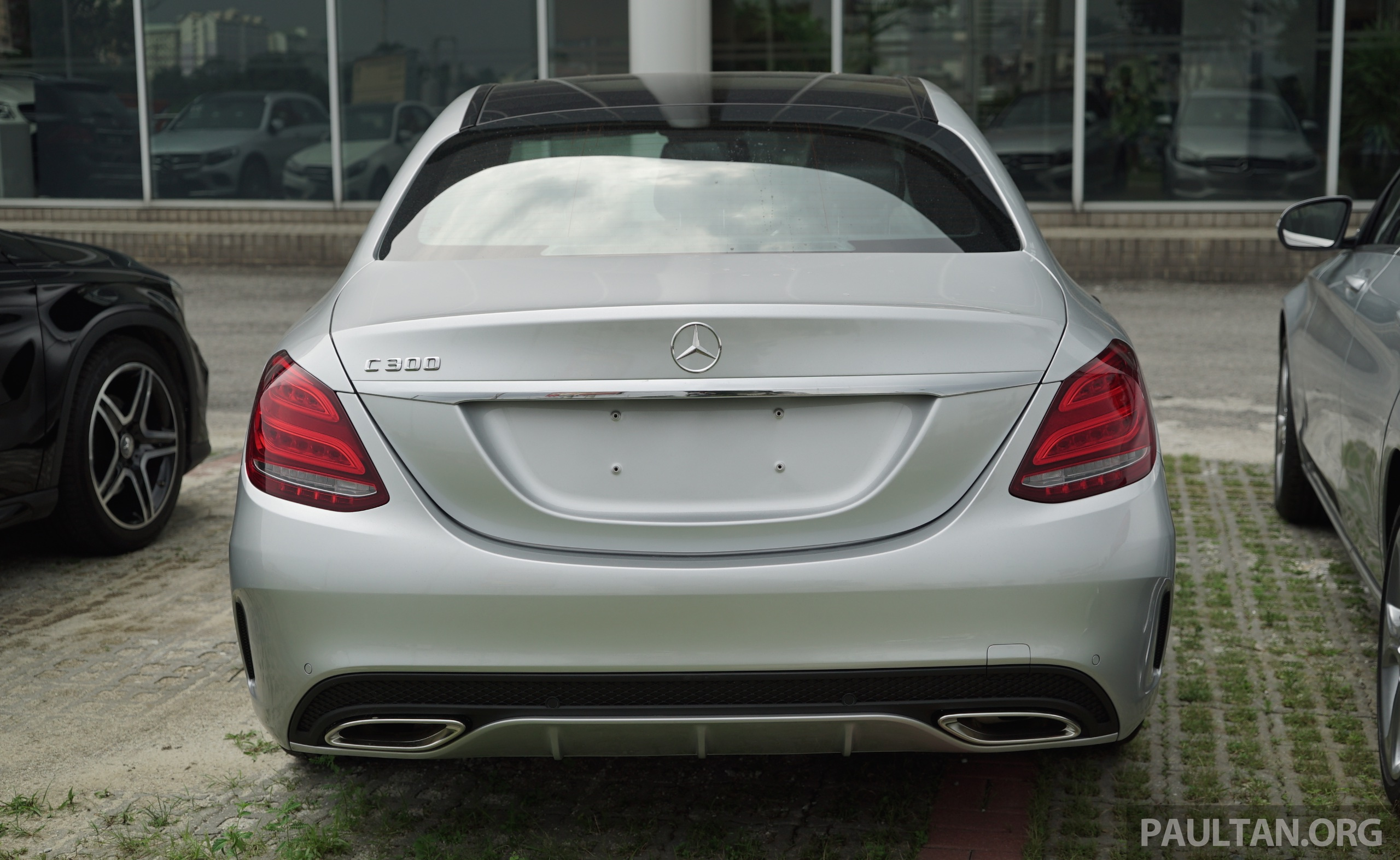 GALLERY: W205 Mercedes-Benz C180 Avantgarde and C300 AMG ...