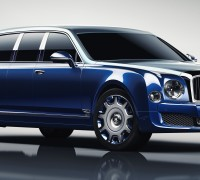 Bentley Mulsanne Grand Limousine 1