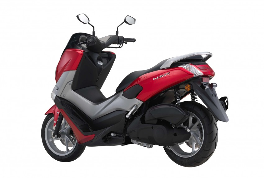 Yamaha NMax 2016 sah dijual pada harga RM8,812 Image #456843