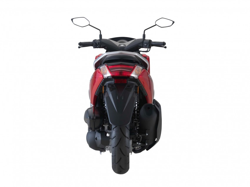 Yamaha NMax 2016 sah dijual pada harga RM8,812 Image #456842