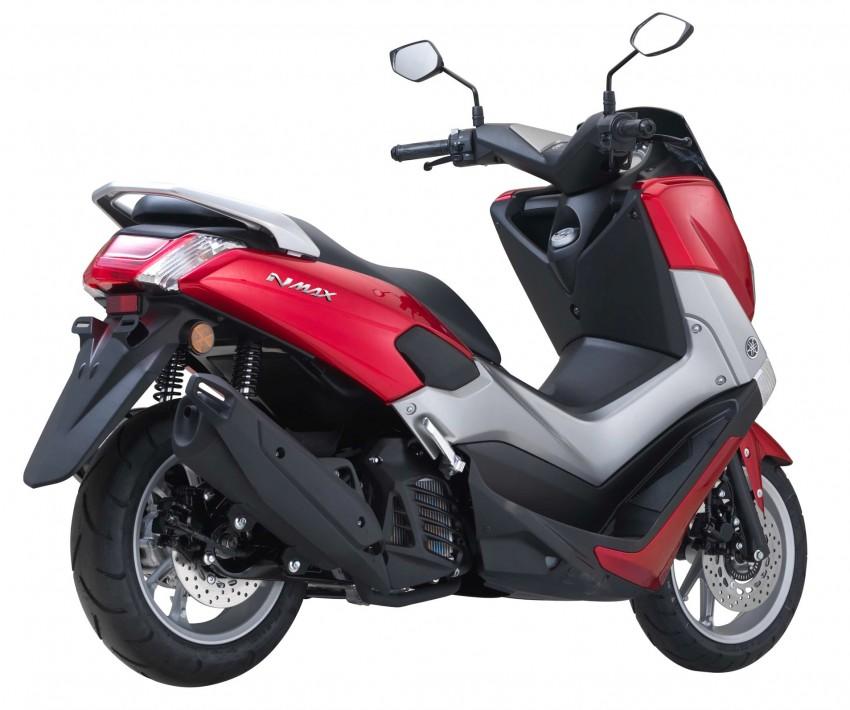 Yamaha NMax 2016 sah dijual pada harga RM8,812 Image #456841