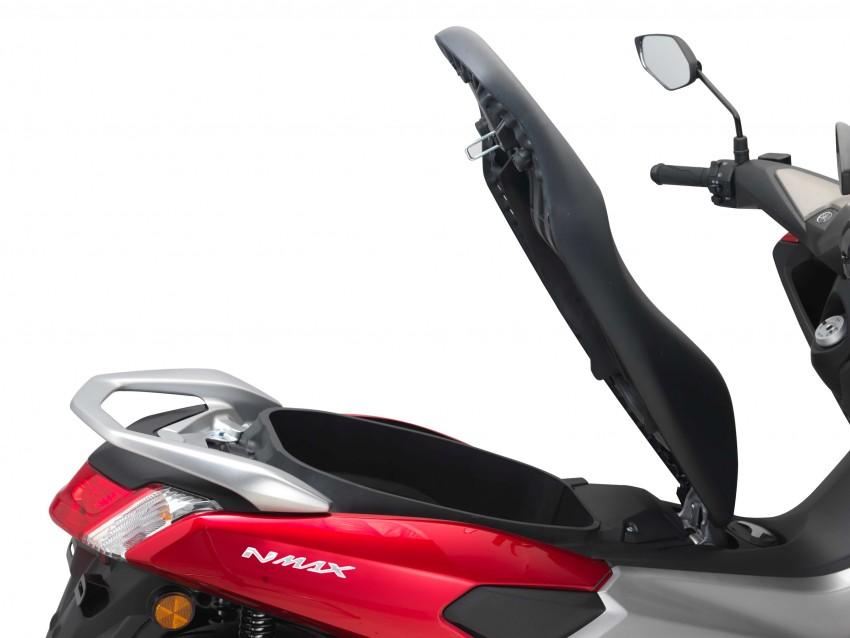 Yamaha NMax 2016 sah dijual pada harga RM8,812 Image #456835