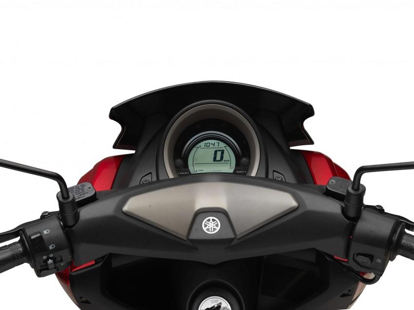 Yamaha NMax 2016 sah dijual pada harga RM8,812 Image #456833