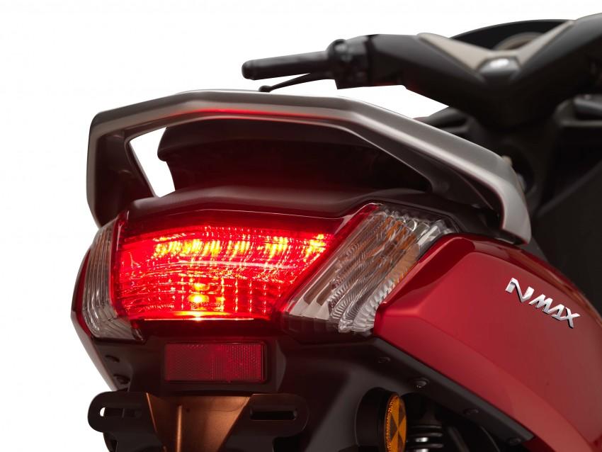 Yamaha NMax 2016 sah dijual pada harga RM8,812 Image #456832