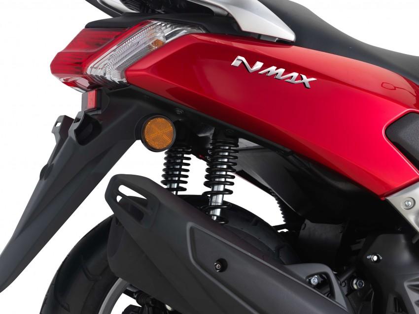 Yamaha NMax 2016 sah dijual pada harga RM8,812 Image #456831