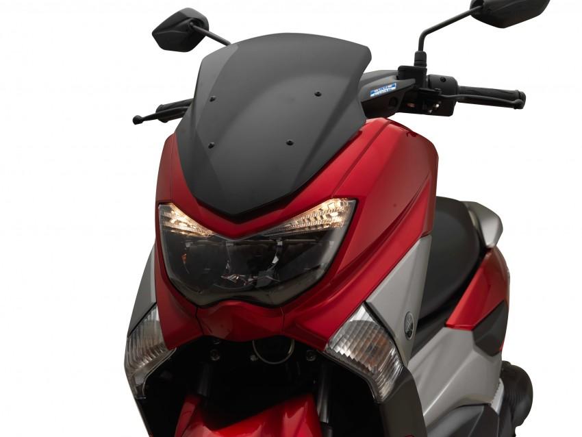Yamaha NMax 2016 sah dijual pada harga RM8,812 Image #456830