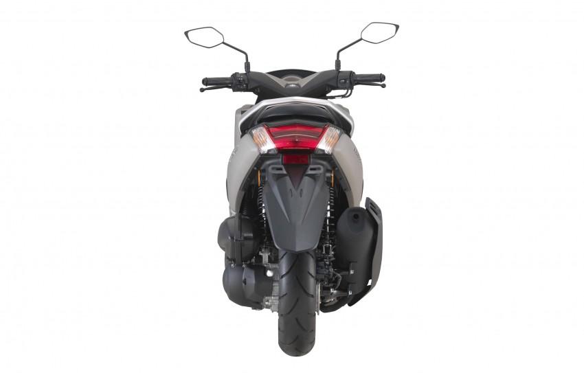 Yamaha NMax 2016 sah dijual pada harga RM8,812 Image #456851