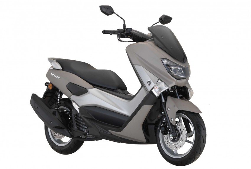 Yamaha NMax 2016 sah dijual pada harga RM8,812 Image #456848
