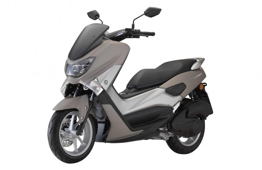 Yamaha NMax 2016 sah dijual pada harga RM8,812 Image #456846
