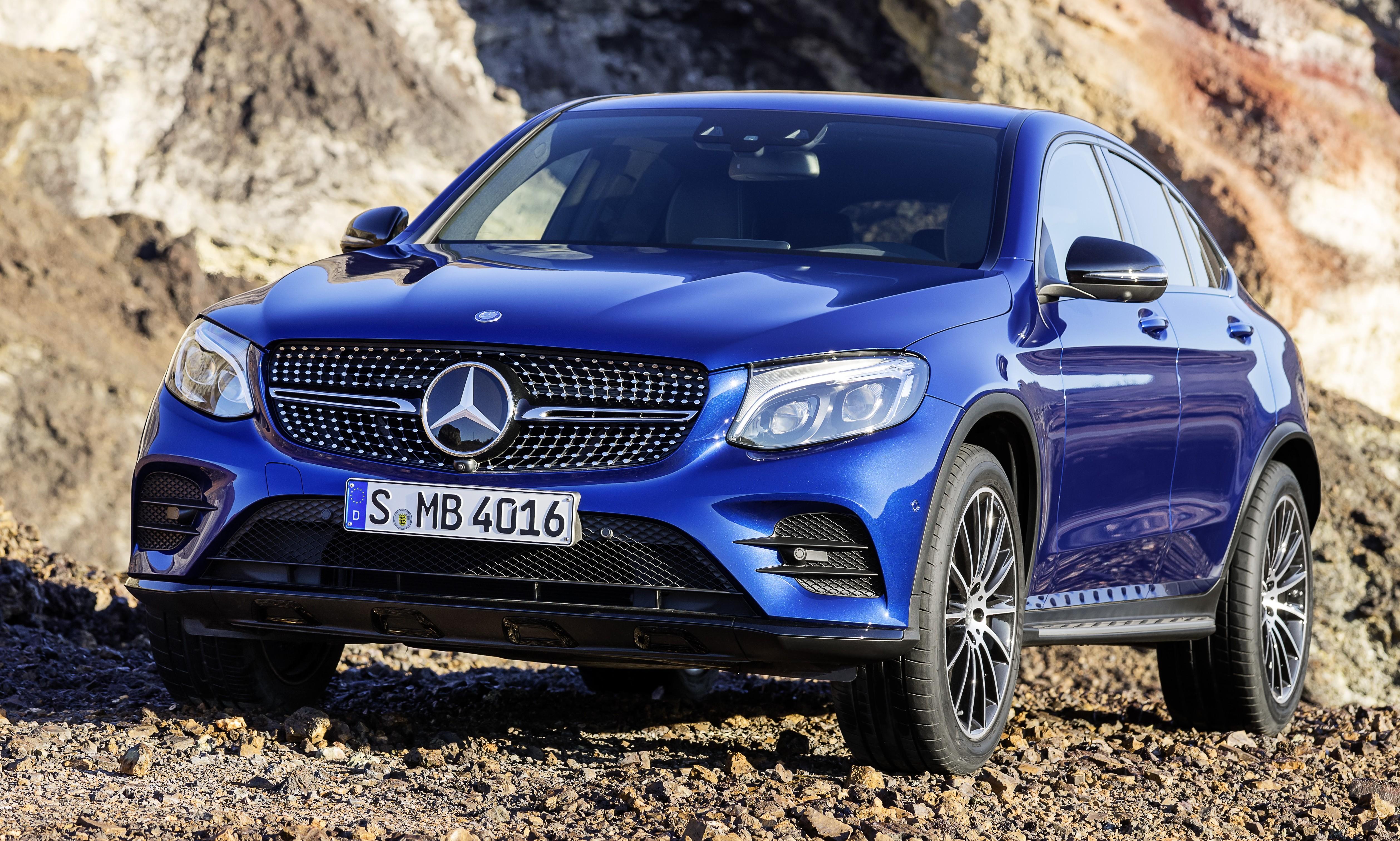 Mercedes benz glc cabrio to rival drop top evoque for Mercedes benz drop top