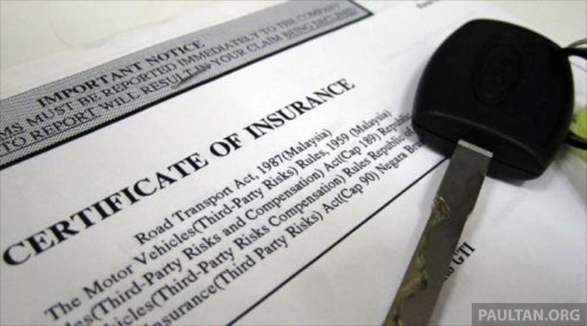 Tarif insurans kenderaan bermotor di Malaysia bakal diliberalisasikan – harga berdasarkan risiko premium Image #465822