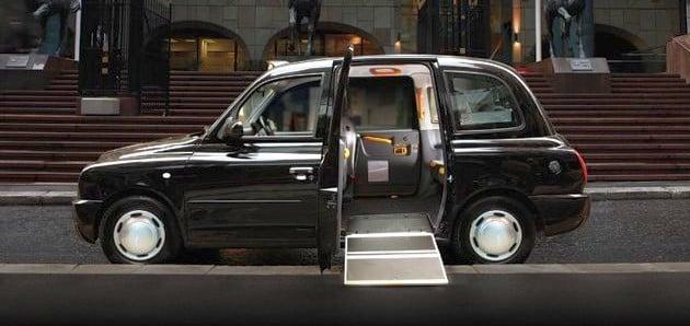 london cab tx4 2