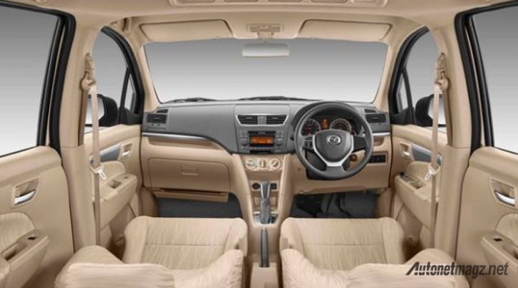 Mazda VX-1 facelift kini di Indonesia, rebadged Ertiga Image #454453