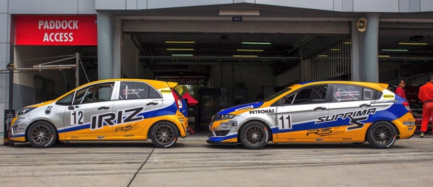 Proton R3 announces customer racing programmes Image #469059