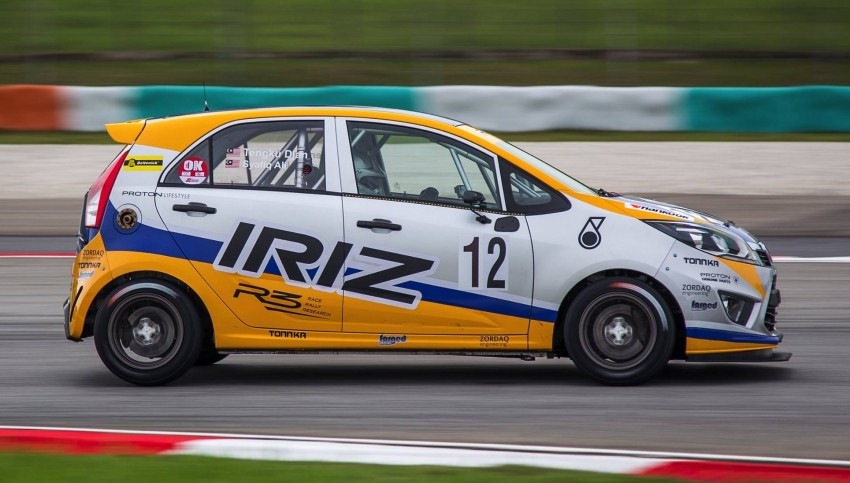 Proton R3 announces customer racing programmes Image #469058