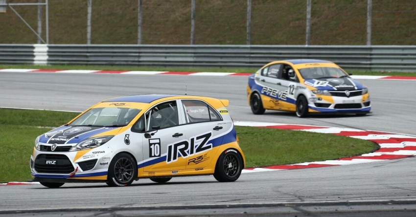 Proton R3 announces customer racing programmes Image #469053