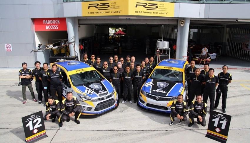 Proton R3 announces customer racing programmes Image #469045