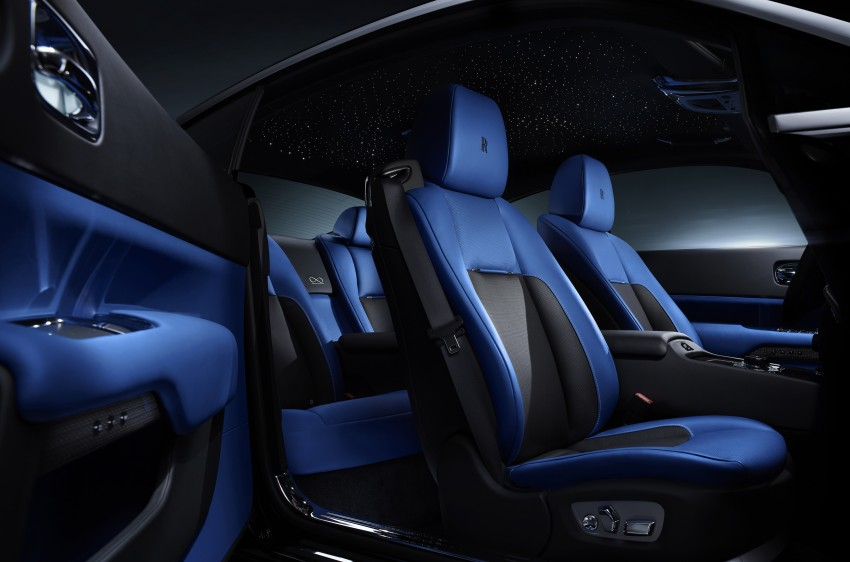 Rolls-Royce introduces new Black Badge trim for Ghost and Wraith aimed at younger buyers Image #452014