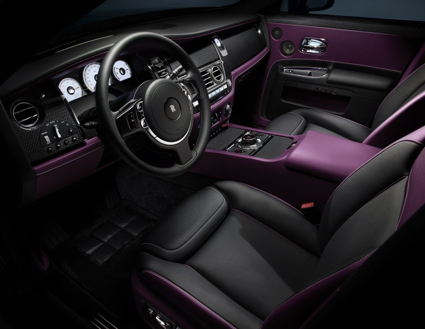 Rolls-Royce introduces new Black Badge trim for Ghost and Wraith aimed at younger buyers Image #452009