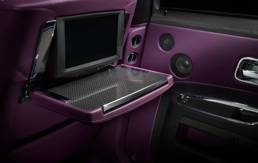 Rolls-Royce introduces new Black Badge trim for Ghost and Wraith aimed at younger buyers Image #452011