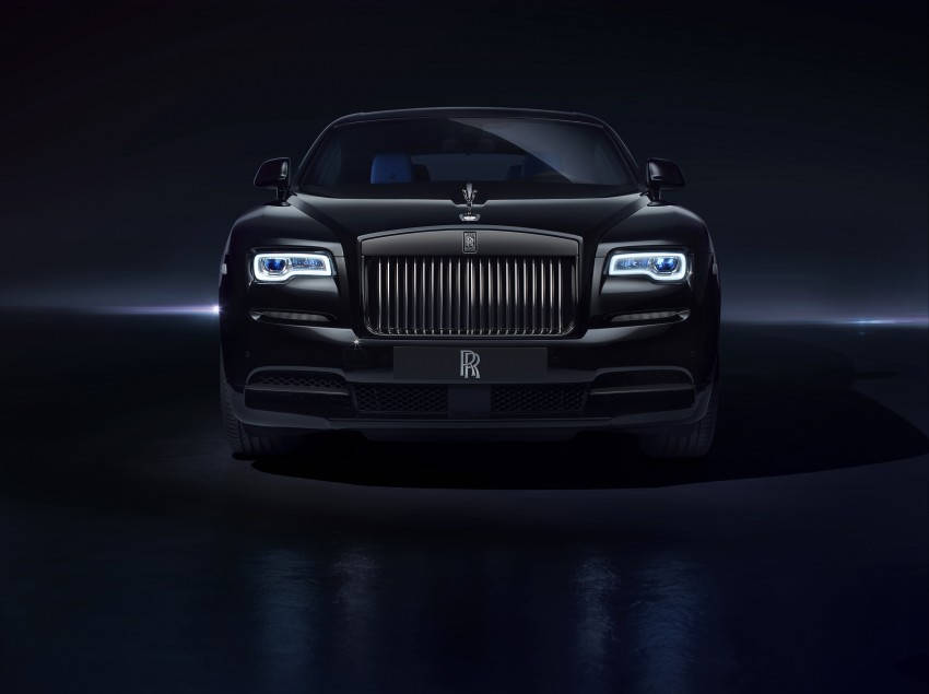 Rolls-Royce introduces new Black Badge trim for Ghost and Wraith aimed at younger buyers Image #452021