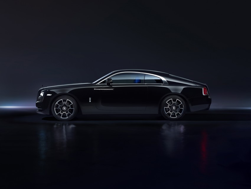 Rolls-Royce introduces new Black Badge trim for Ghost and Wraith aimed at younger buyers Image #452029