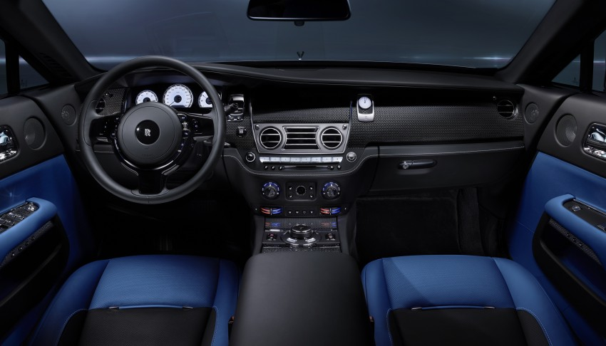 Rolls-Royce introduces new Black Badge trim for Ghost and Wraith aimed at younger buyers Image #452030