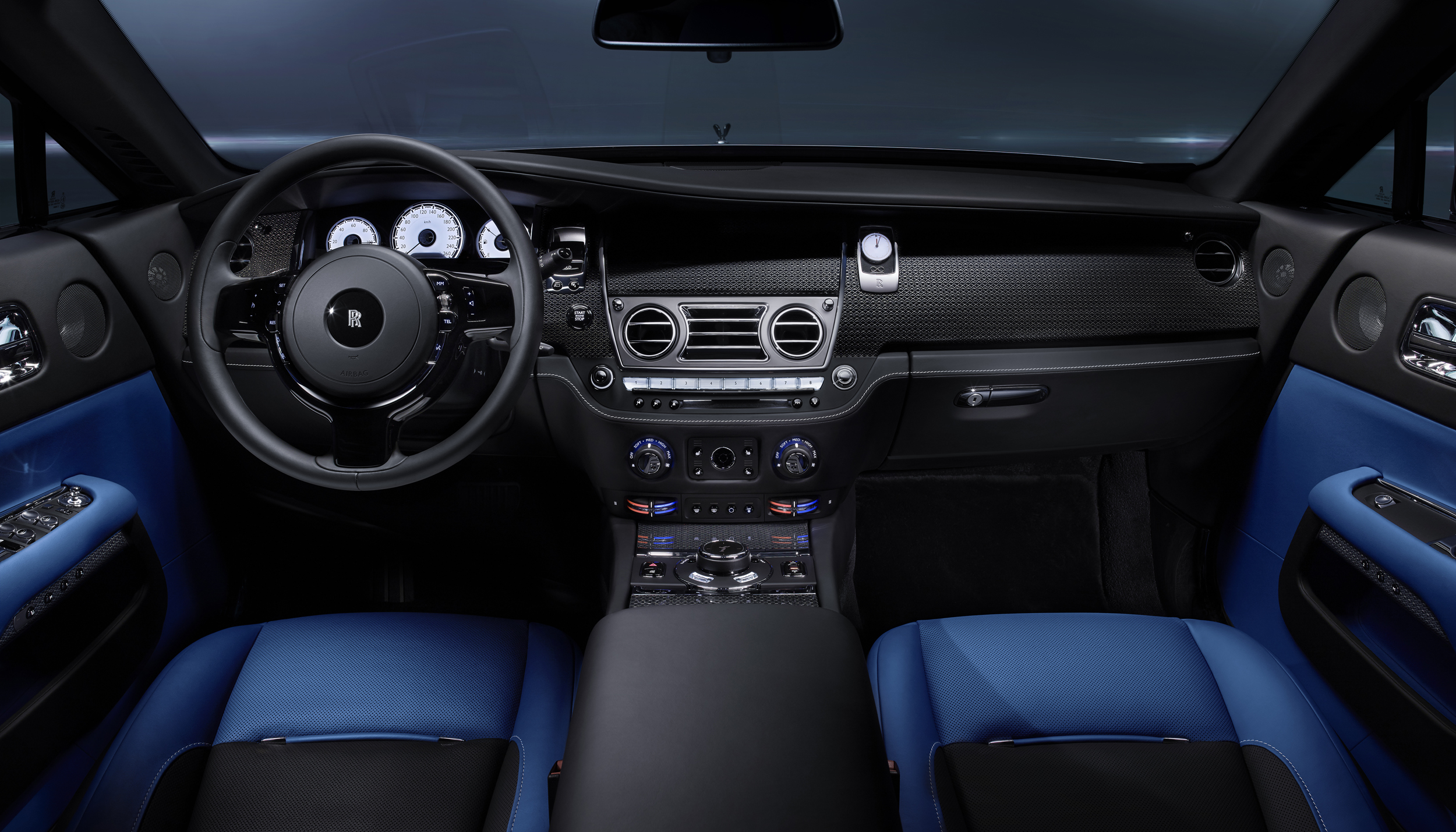 rolls royce introduces new black badge trim for ghost and wraith aimed at younger buyers paul. Black Bedroom Furniture Sets. Home Design Ideas