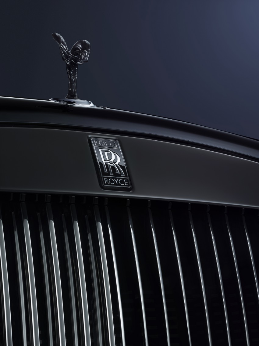 Rolls-Royce introduces new Black Badge trim for Ghost and Wraith aimed at younger buyers Image #452024