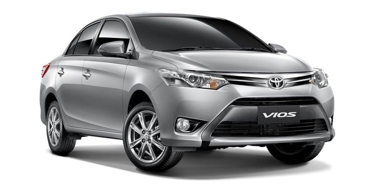 Toyota Vios 2016 dengan 1.5L Dual VVT-i, CVT, VSC! Image #455294