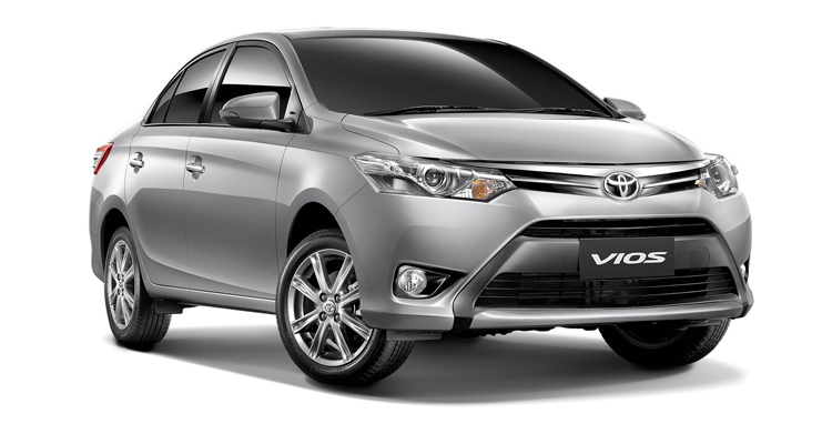 2016 Toyota Vios introduced for the Thai market – now with 1.5L Dual VVT-i, CVT, VSC across the range Image #455274