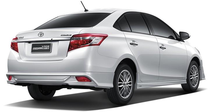 Toyota Vios 2016 dengan 1.5L Dual VVT-i, CVT, VSC! Image #455298