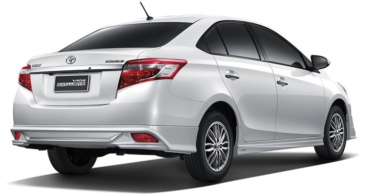 2016 Toyota Vios introduced for the Thai market – now with 1.5L Dual VVT-i, CVT, VSC across the range Image #455278