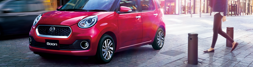 2016 Daihatsu Boon unveiled – next Myvi incoming? Image #475589