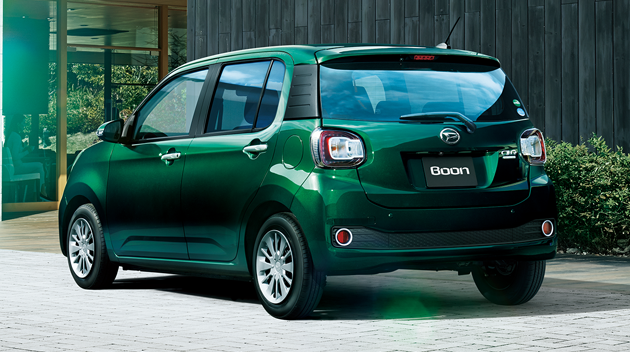 2016 Daihatsu Boon Unveiled Next Myvi Incoming