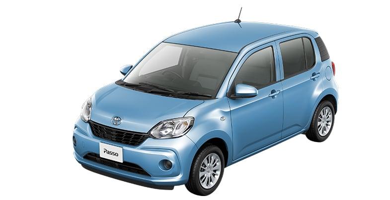 All-new Toyota Passo revealed  – new Perodua Myvi? Image #475482