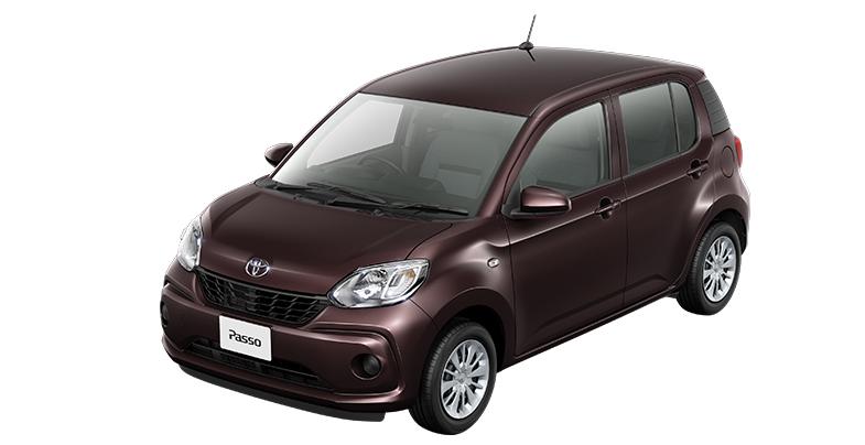 All-new Toyota Passo revealed  – new Perodua Myvi? Image #475473