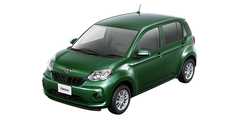 All-new Toyota Passo revealed  – new Perodua Myvi? Image #475481