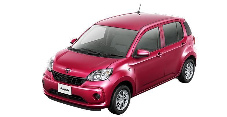 All-new Toyota Passo revealed  – new Perodua Myvi? Image #475479