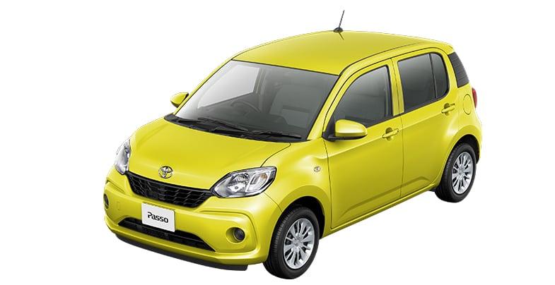 All-new Toyota Passo revealed  – new Perodua Myvi? Image #475475