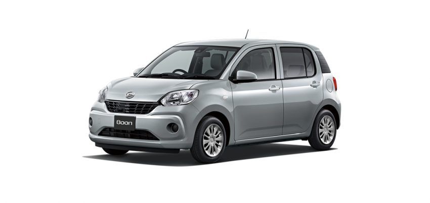 2016 Daihatsu Boon unveiled – next Myvi incoming? Image #475576