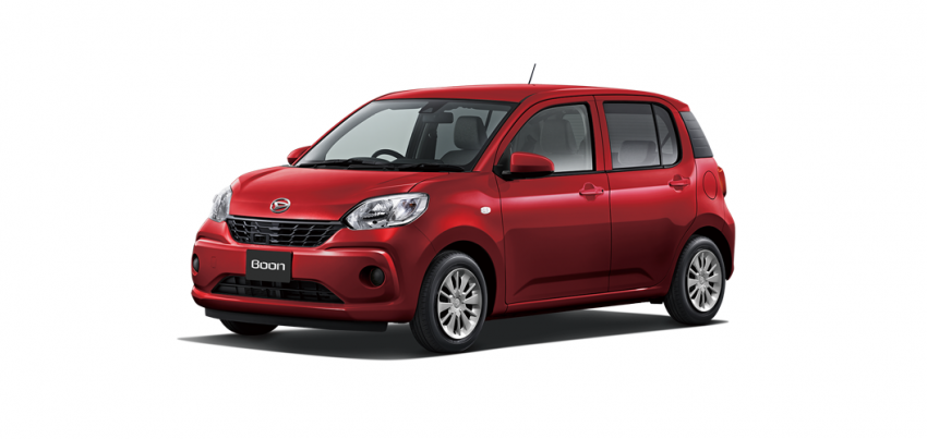 2016 Daihatsu Boon unveiled – next Myvi incoming? Image #475575
