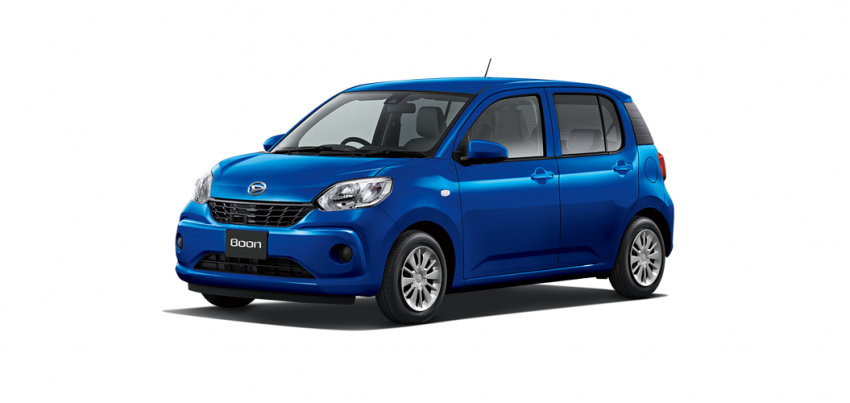 2016 Daihatsu Boon unveiled – next Myvi incoming? Image #475573