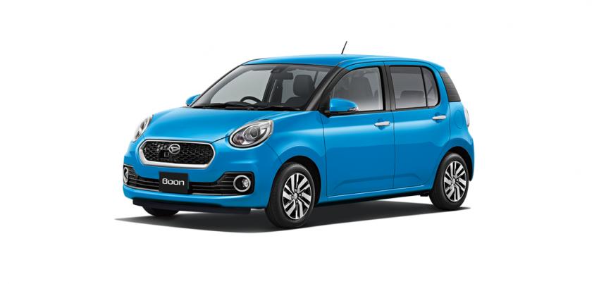 2016 Daihatsu Boon unveiled – next Myvi incoming? Image #475571